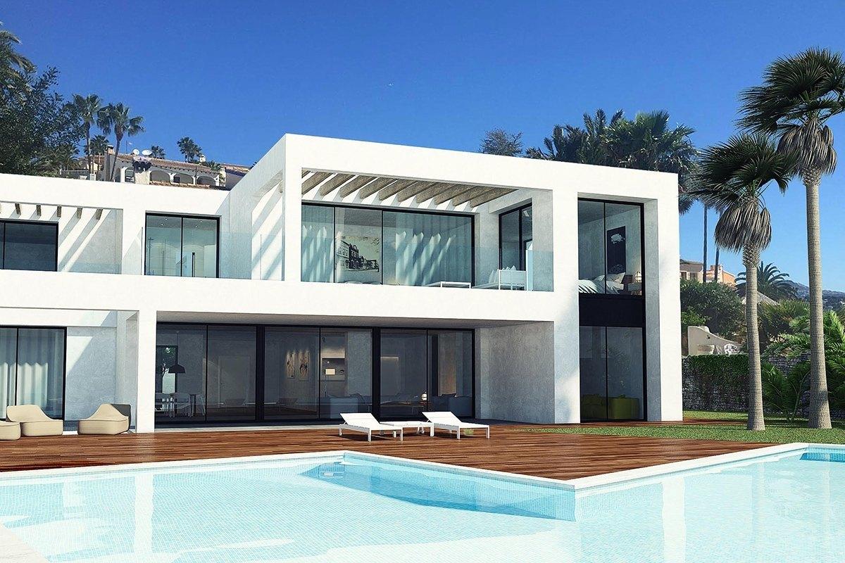Villa zum verkauf in benissa les bassetes ref vbs0128 - Casas de lujo malaga ...